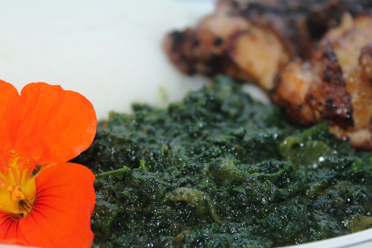 Recipe for pumpkin leaves muboora princesstafadzwa forumfinder Gallery