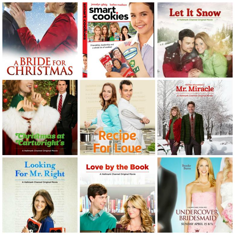 Favourite Hallmark Movies